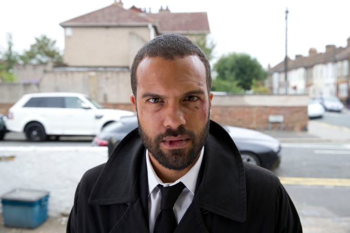Programme Name: The Interceptor - TX: n/a - Episode: n/a (No. 8) - Picture Shows:  Ash (OT FAGBENLE) - (C) BBC - Photographer: Guy Levy
