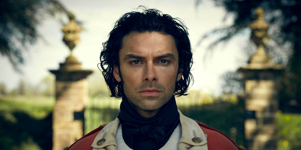 WARNING: Embargoed for publication until: 24/02/2015 - Programme Name: Poldark - TX: n/a - Episode: n/a (No. n/a) - Picture Shows:  Ross Poldark (AIDEN TURNER) - (C) Mammoth Screen - Photographer: Mike Hogan