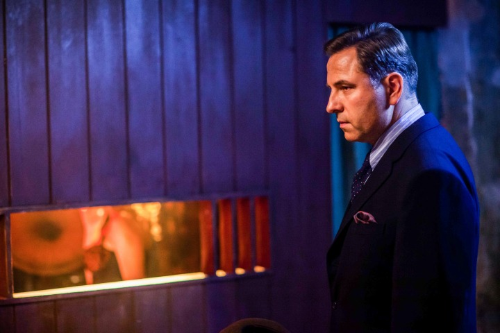 Programme Name: Partners In Crime - TX: 02/08/2015 - Episode: 2 (No. 2) - Picture Shows: Episode Two: 'The Secret Adversary' Tommy Beresford (DAVID WALLIAMS) - (C) Endor Productions 2015 - Photographer: Laurence Cendrowicz