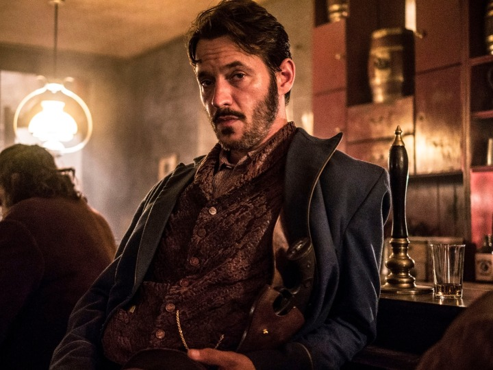 Programme Name: Ripper Street - TX: n/a - Episode: n/a (No. 5) - Picture Shows: Homer Jackson (ADAM ROTHENBERG) - (C) Tiger Aspect 2014 - Photographer: Bernard Walsh