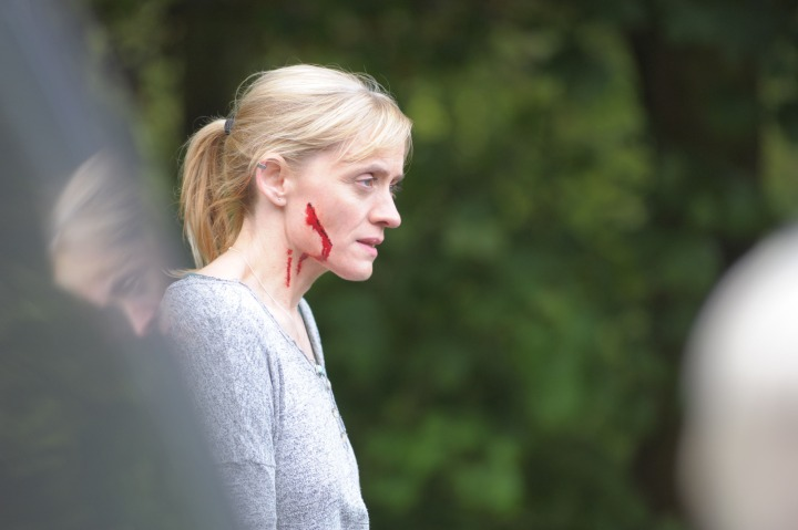 Programme Name: From Darkness - TX: n/a - Episode: n/a (No. 4) - Picture Shows: Claire Church (ANNE-MARIE DUFF) - (C) BBC - Photographer: Nicola Dove