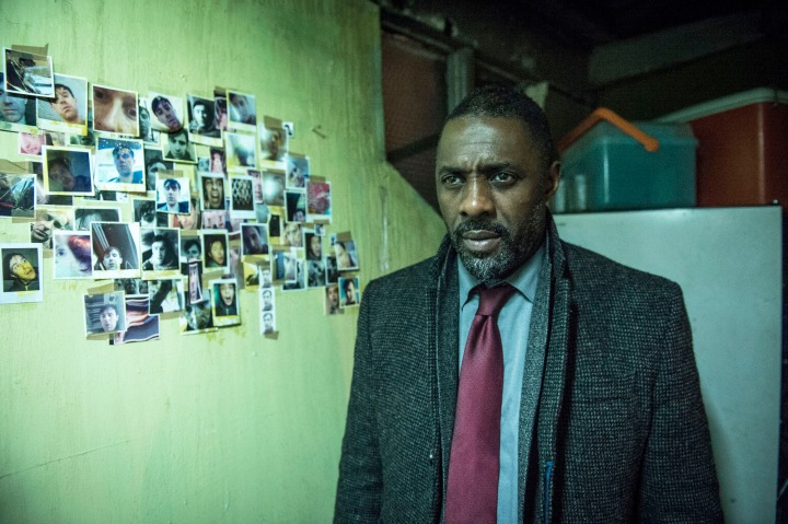 WARNING: Embargoed for publication until 00:00:01 on 24/11/2015 - Programme Name: Luther  - TX: n/a - Episode: Luther S4 (No. Ep 1) - Picture Shows:  DCI John Luther (IDRIS ELBA) - (C) BBC - Photographer: Steffan Hill