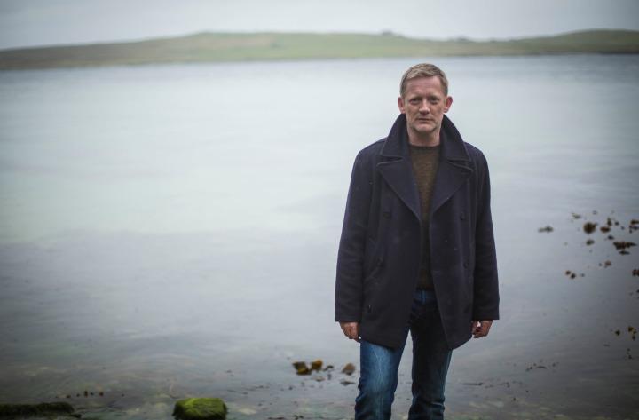 Programme Name: Shetland - TX: n/a - Episode: n/a (No. n/a) - Picture Shows:  DI Jimmy Perez (DOUGLAS HENSHALL) - (C) ITV Studios - Photographer: Mark Mainz