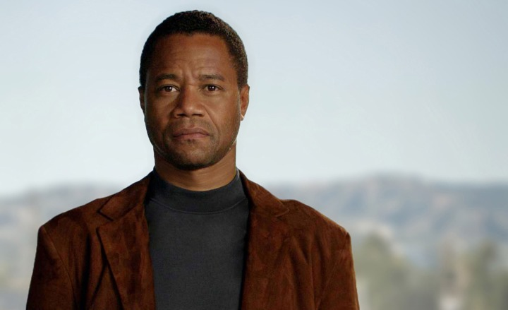 Programme Name: The People v. O.J. Simpson: American Crime Story - TX: n/a - Episode: n/a (No. n/a) - Picture Shows: O.J. Simpson (CUBA GOODING JR.) - (C) The People v. O.J. Simpson: American Crime Story © 2016 Fox and its related entities. All rights reserved. - Photographer: Fox
