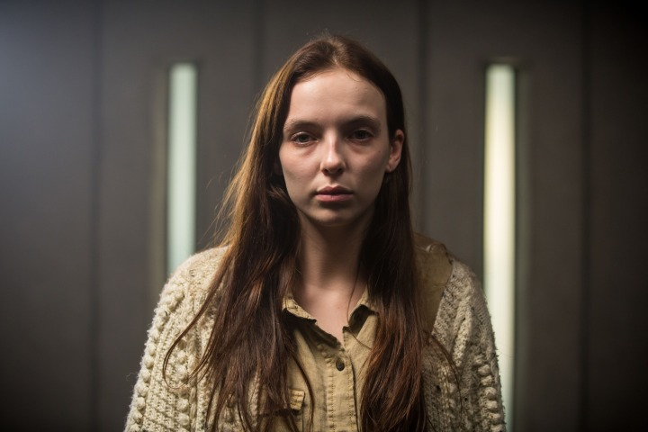 Programme Name: Thirteen - TX: n/a - Episode: n/a (No. 5) - Picture Shows:  Ivy Moxam (JODIE COMER) - (C) BBC - Photographer: Sophie Mutevelian