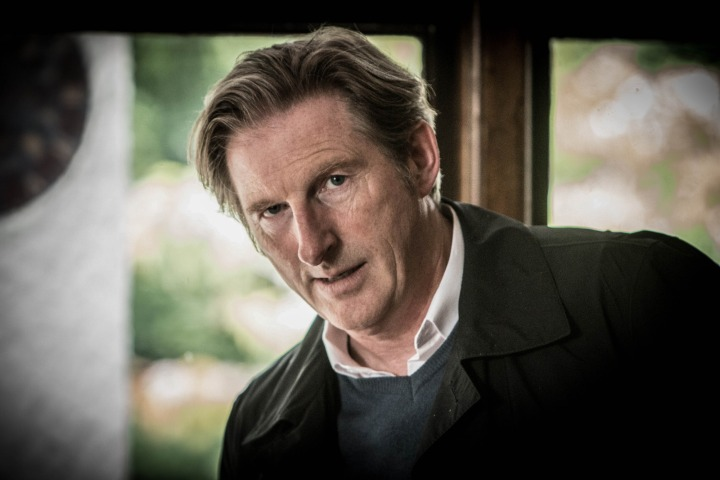 WARNING: Embargoed for publication until 00:00:01 on 05/04/2016 - Programme Name: Line of Duty - TX: n/a - Episode: n/a (No. 4) - Picture Shows:  Superintendent Ted Hastings (ADRIAN DUNBAR) - (C) World Productions - Photographer: Mark Bourdillon