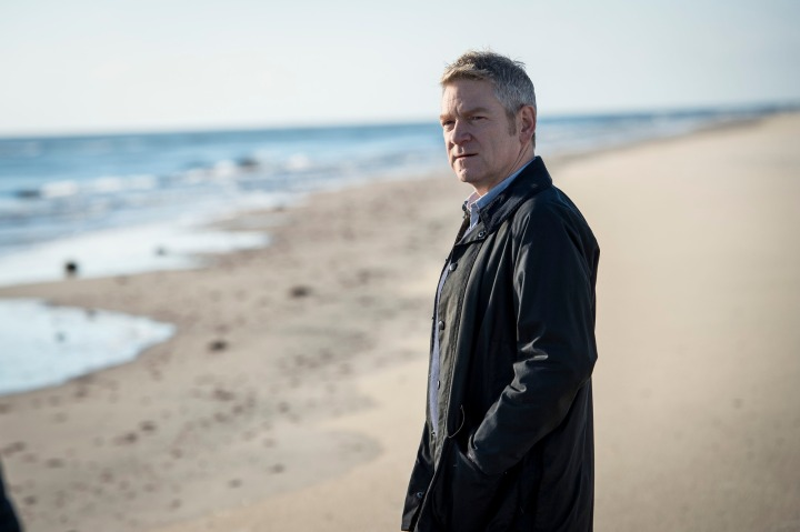Programme Name: Wallander - TX: n/a - Episode: The Troubled Man (No. Pt 2 of 2 - The Troubled Man) - Picture Shows:  Kurt Wallander (KENNETH BRANAGH) - (C) Left Bank Pictures - Photographer: Steffan Hill