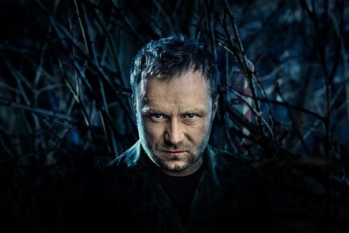 Leszek Lichota as REBROW.