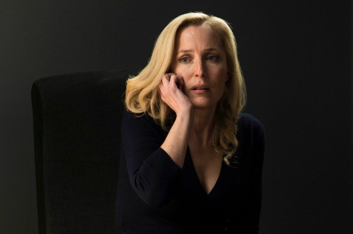 Programme Name: The Fall - TX: n/a - Episode: n/a (No. n/a) - Picture Shows: *Early Release* DSI Stella Gibson (GILLIAN ANDERSON) - (C) TBC - Photographer: Helen Sloan
