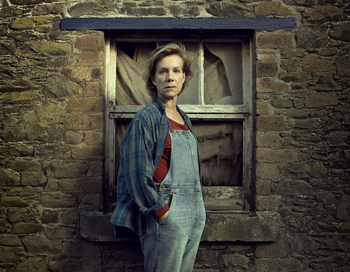 WARNING: Embargoed for publication until 00:00:01 on 16/08/2016 - Programme Name: One of Us - TX: n/a - Episode: n/a (No. 1) - Picture Shows:  Louise Elliot (JULIET STEVENSON) - (C) BBC - Photographer: Photography Phil Fisk, Design work Matt Burlem