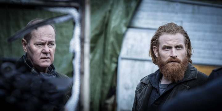 Beck 32 - Steinar Peter Haber as Martin Beck Kristofer Hivju as Steinar Hovland Director: Mårten Klingberg Photo. Baldur Bragason Produced by: Filmlance International AB 2016