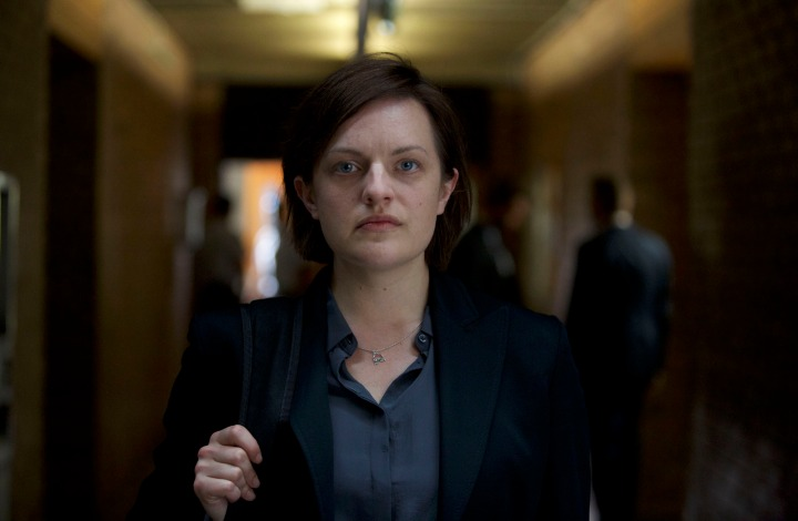 WARNING: Embargoed for publication until 16:30:01 on 05/10/2016 - Programme Name: Top Of The Lake 2 - TX: n/a - Episode: First Look (No. First Look) - Picture Shows:  Robin Griffin [ELISABETH MOSS] - (C) See Saw Productions Australia - Photographer: Sally Bongers