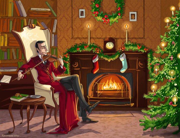 christmas-sherlock